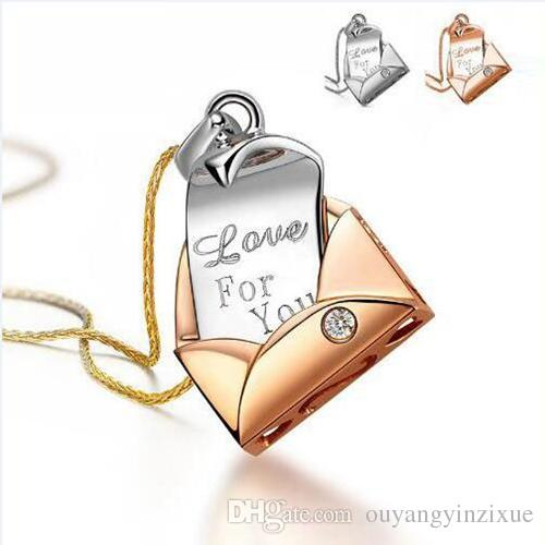 Engraved custom name pendant necklace 925 sterling silver envelope engraved custom name pendant necklace 925 sterling silver envelope necklace with any letter love gift colorsilver gold 925 sterling silver custom gold aloadofball Image collections