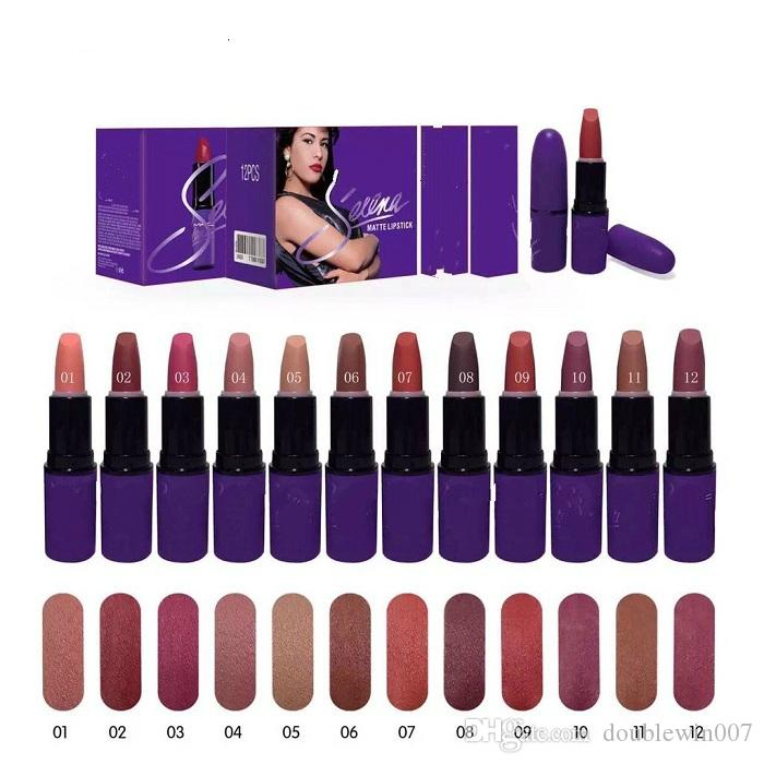 New Arrivals hot makeup Selena Dreaming of You matte lipstick 3g Best Sellers lipstick