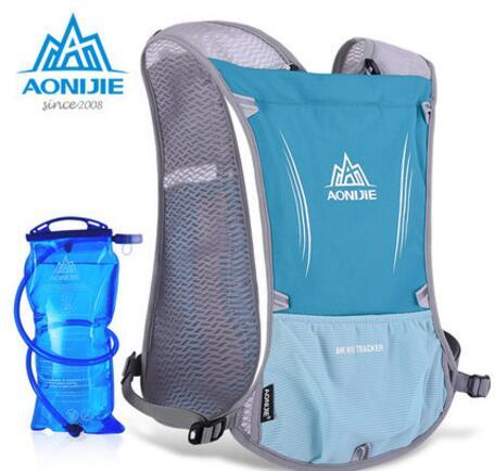 Wholesale-AONIJIE Outdoor Sports Backpack Functional And Ultralight  Climbing Marathon Cycling Bags Unisex Sports Shoulder Pack Water Bag  Backpack Sling Bag ... 49428c2d73a31