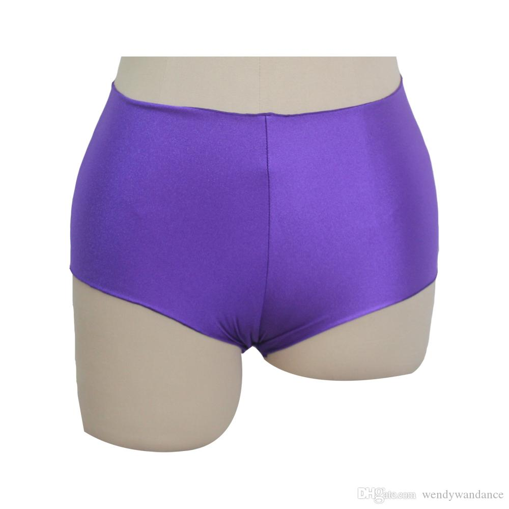 2019 Women Dance Shorts Pole Dancing Yoga Noylon/Lycra