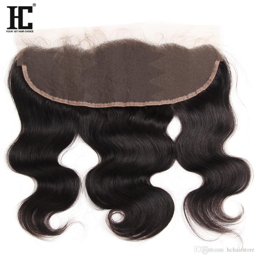 Brazilian Body Wave Virgin Hair 4 Bundles with Frontal Closure Brazilian Hair Bundles Human Hair Weave Ear to Ear Lace Frontal