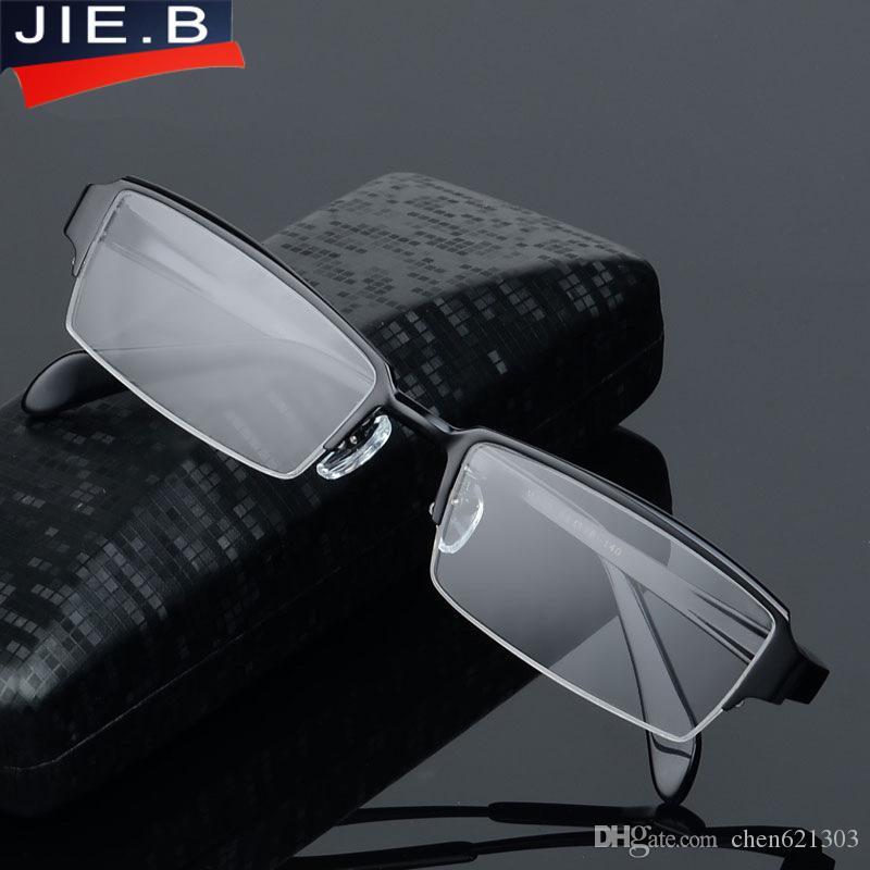 Großhandel Brillen Titan Brillengestell Männer Brillen Computer ...