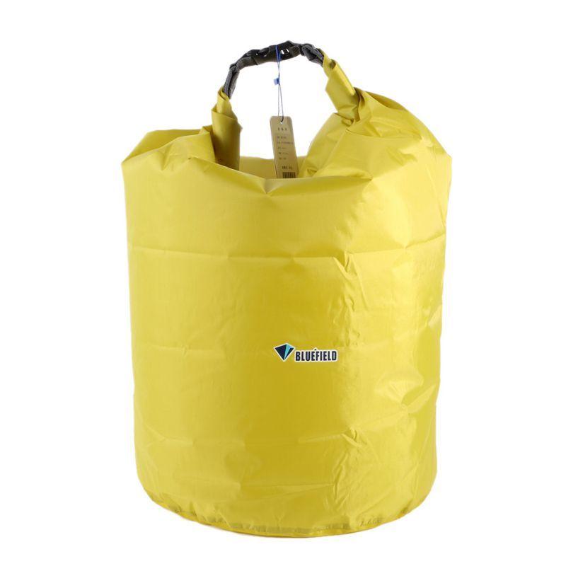 2e64b6ee9 Compre Saco Impermeável De Acampamento Ao Ar Livre Camping Rafting  Armazenamento Dry Bag Com Alça Ajustável Gancho Frete Grátis 10L, 20L, 40L  De Yihanstore, ...