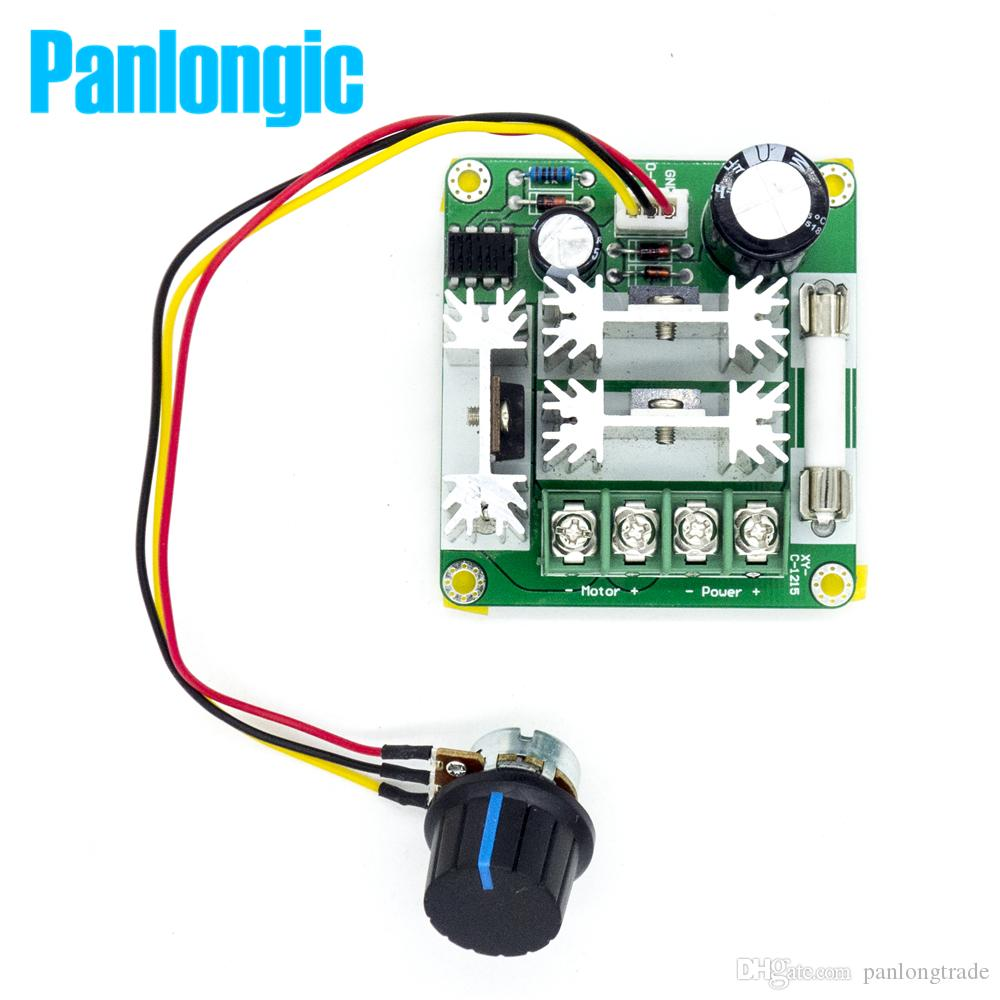 2018 6v 90v 15a 1000w Pulse Width Modulator Pwm Dc Motor Speed 12v Controller Circuit With Explanation Electronic Control Hho Rc 24v 48v Max Dhl Ems From Panlongtrade 654