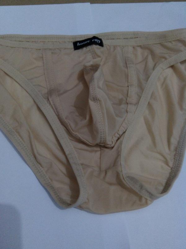 Hombres Calzoncillos sexys Cintura baja Transparente Hombres Ropa interior Nylon Calzoncillos masculinos atractivos QC02W