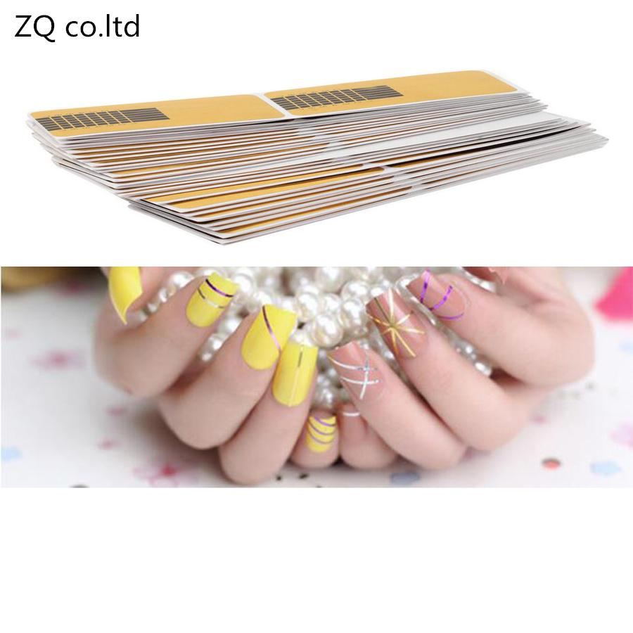 Wholesale Nails Gel Extension Sticker Nail Art Professional Acrylic ...
