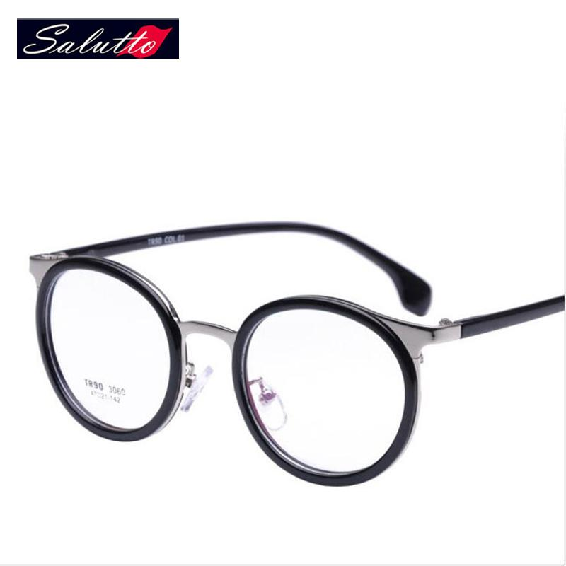 Best Wholesale SALUTTO Eyeglasses Frames For Women Cute Round Round ...