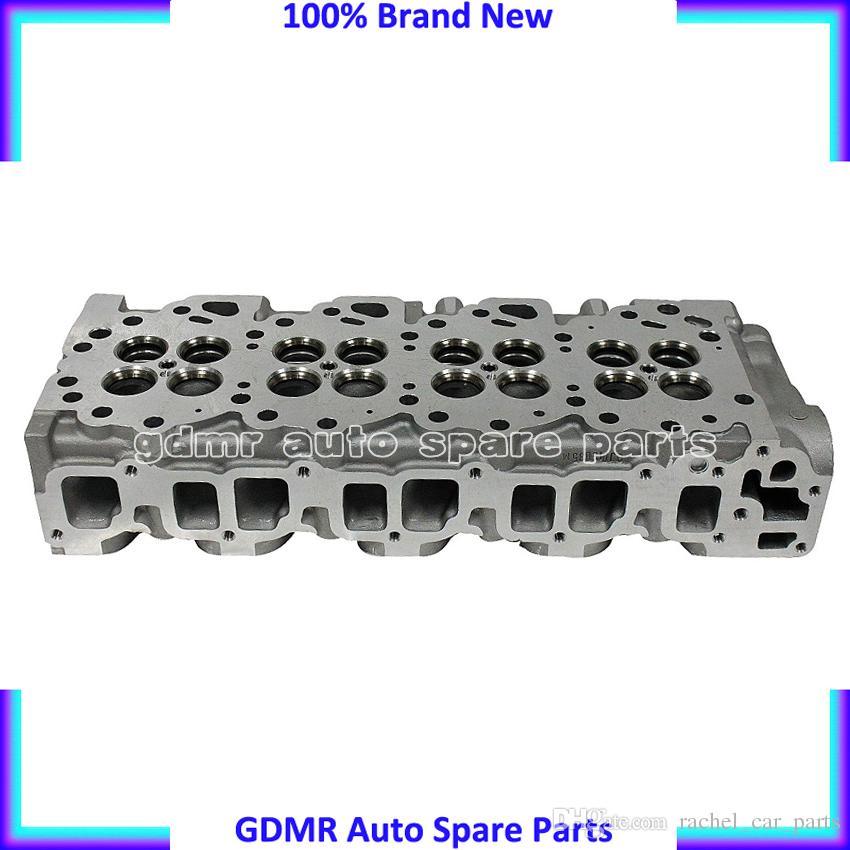 16 V Motor parçaları otomatik 8-97245184-1 Isuzu Trooper için 8972451841 4JX1 Silindir kafası 3.0 DTI