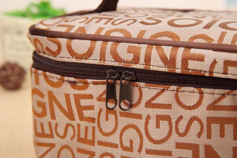 1 ШТ. Новая корейская версия женских писем о моде составляет квартет путешествия, переносная сумка, стиральная сумка