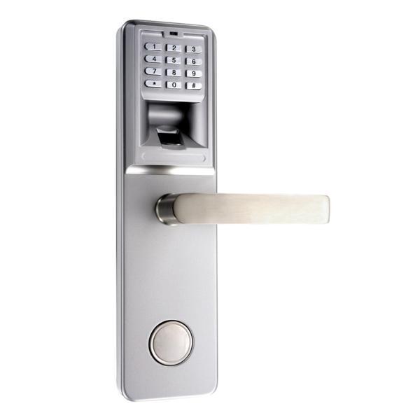 Wholesale- Luxury Door Handles Fingerprint Lock Key Fingerprint ...