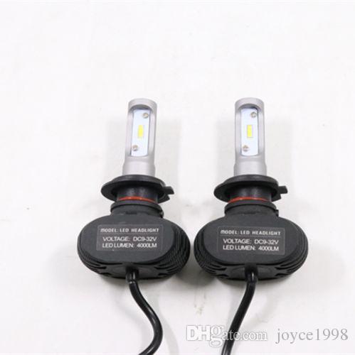 For Renault Megane 4 H7 Led Headlight For VW Passat B6 For Opel Astra H H7 Led Headlight Head Lamp Fog Light Kit