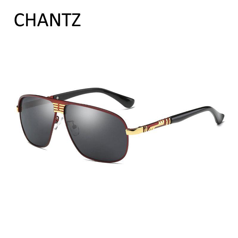 869497741cb007 Vintage Polarized Sunglasses Men Brand Designer 2017 Fashion Eyewear  Driving Sun Glasses Mens Shades UV400 Zonnebril Mannen Prescription  Sunglasses Glasses ...