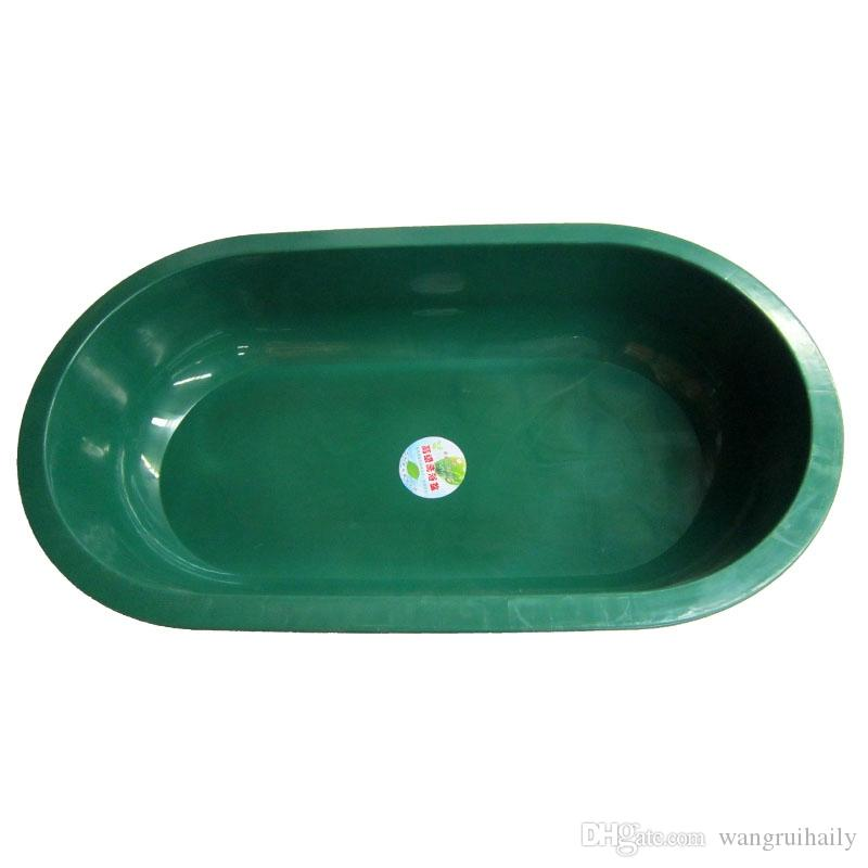 Thicker Green Color New Style Baby Tubs Baby Bath Tub Children\'s ...