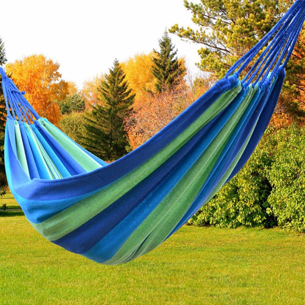 rope hammock tribeam feet universe cotton products canada with stand double beam
