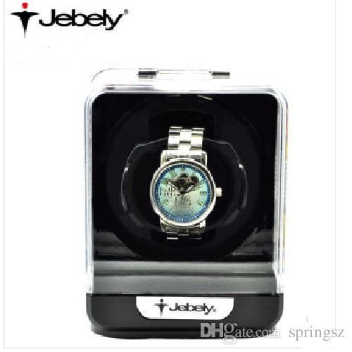 Jebely Single Cube Uhrenbeweger JA-087 Black