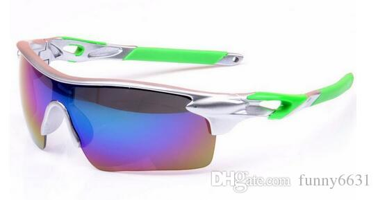 summer new style Only SUN glasses NO LOGO sunglasses men Bicycle Glass NICE sports sunglasses Dazzle colour glasses A+