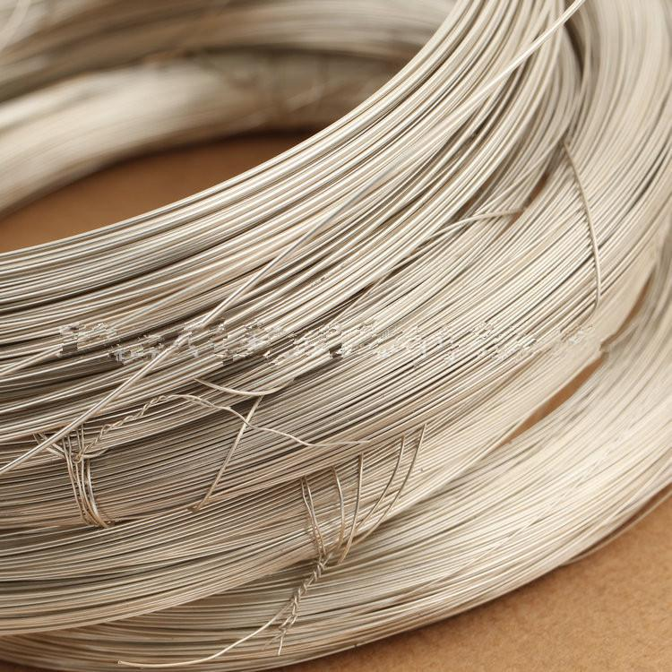 2018 925 Silver Wire Beading Wire Jewelry Wire Wholesale Rope ...