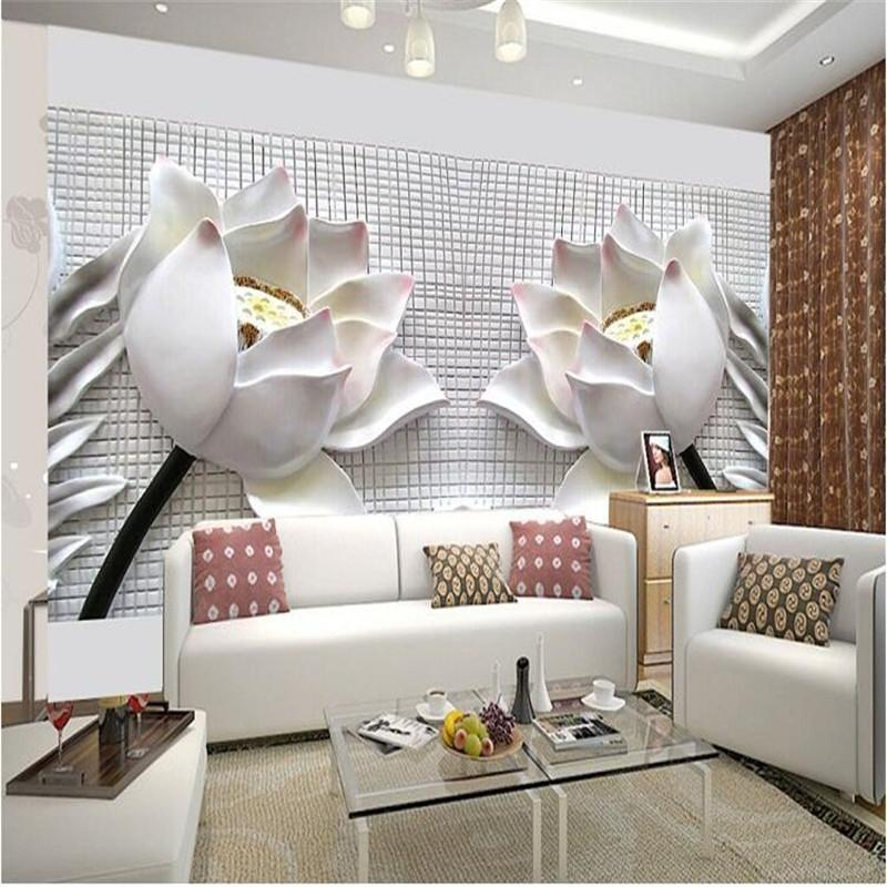Wholesale Photo Wallpaper Wall Painting Modern Art Non Woven Paper ...