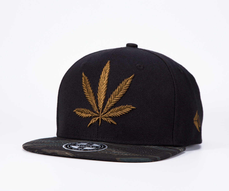 2017 new fashion baseball hats leaf stitch work cheap