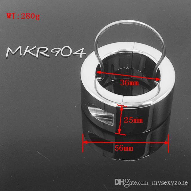 Шарик нержавеющей стали вес пениса яичек удерживающего устройства для взрослых эротические товары ТОС бал носилки связывание фетиш MKR904