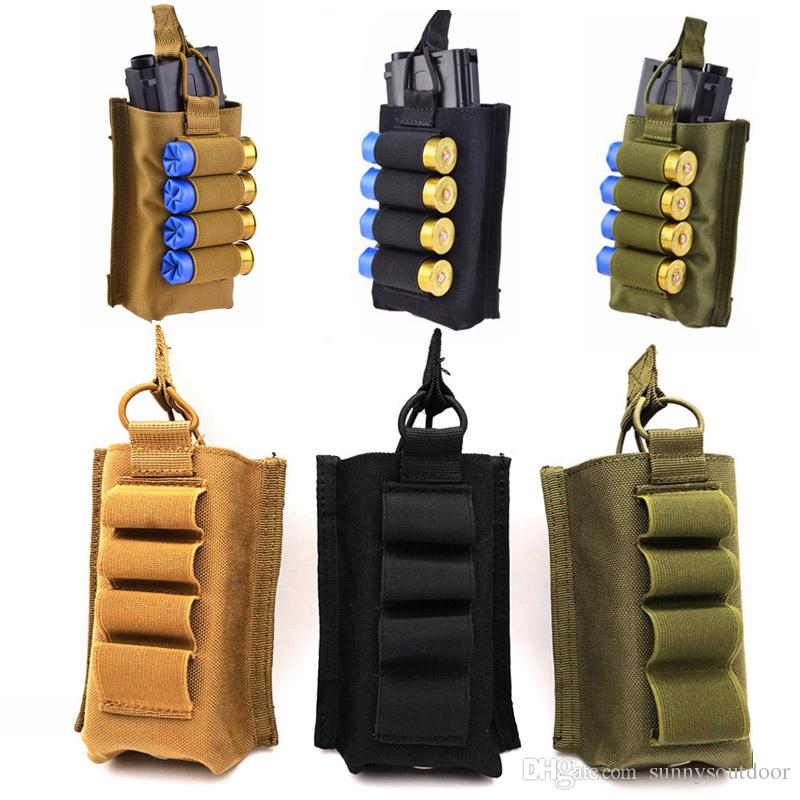 Online Cheap Outdoor Sports Tactical Backpack Vest Gear Accessory New Outdoor Magazine Holder