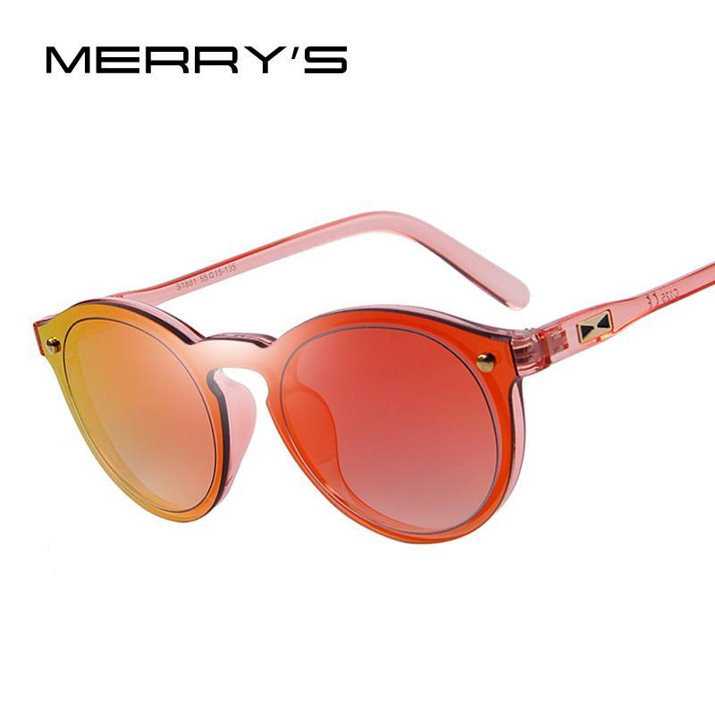 a54e367dfa3 MERRY S Fashion Women Sunglasses Luxury Brand Designer Sun Glasses ...
