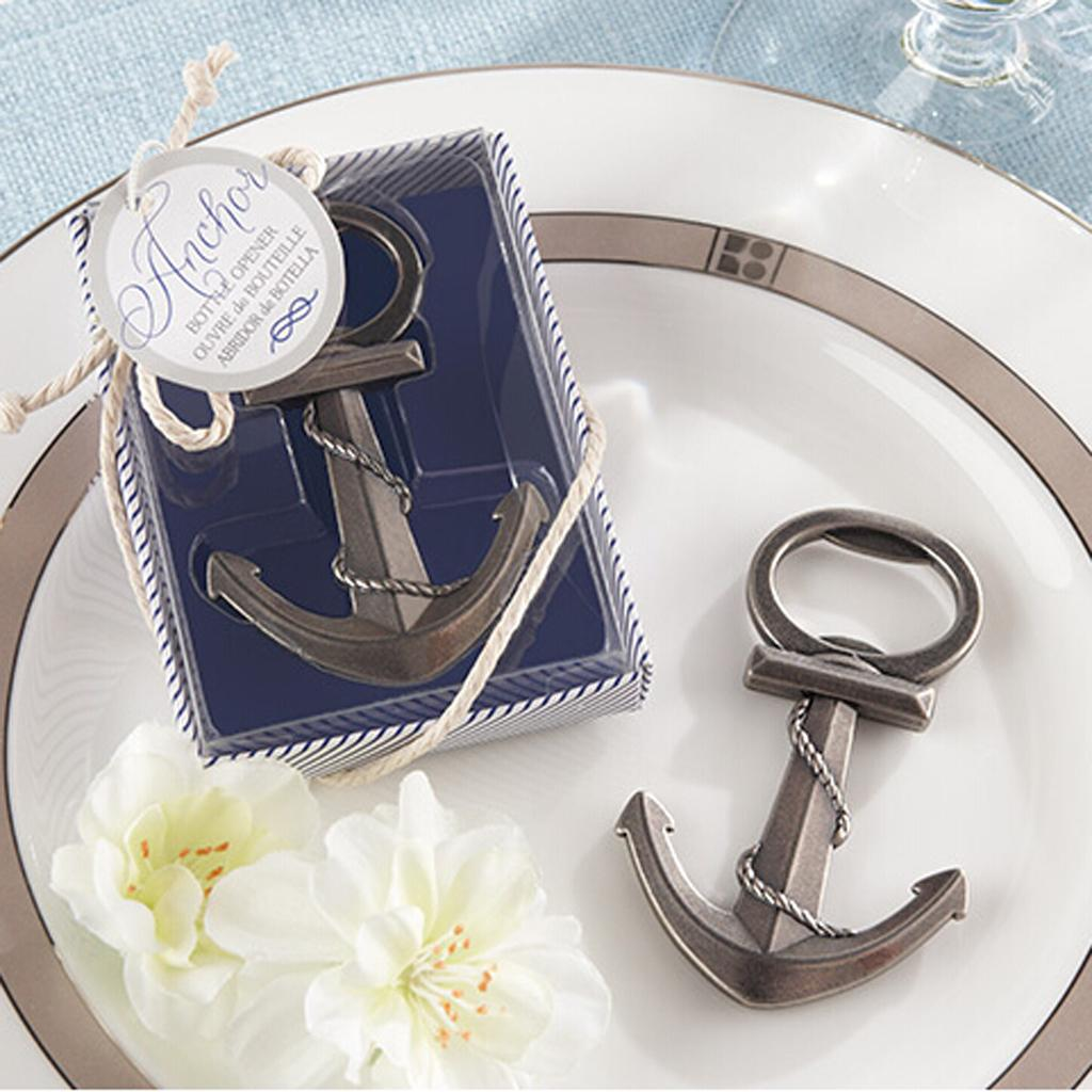 Wholesale New Hot Anchor Bottle Opener For Wedding Beach Themed ...