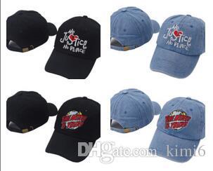 f8d84420c9d New Design No Justice No Peace Dad Hat Kanye West Palace Hat Drake ...