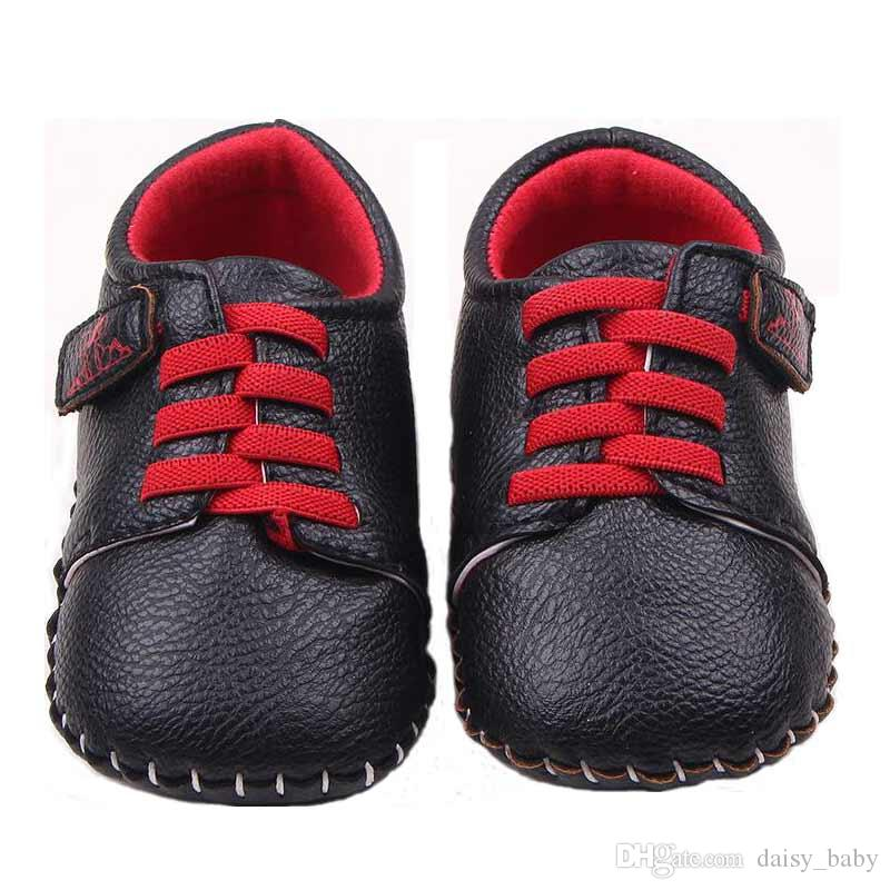 9408b7953b74b Winter Toddler Newborn Baby Hand Sewn Soft bottom First Walkers Sneakers  Shoes Casual Baby Shoe #21-2242