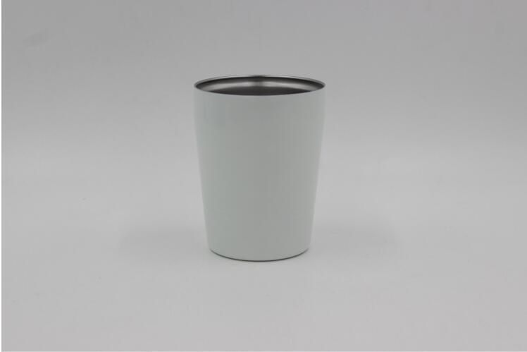KIDS CADEAUX VIN TU 260 ML MBLER Tasse En Acier Inoxydable Enfants Gobelets pour le Jus de Café Bière Cocktail Vin