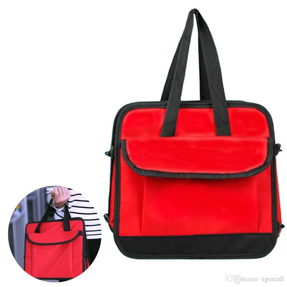 Foldable Car Auto Collapsible Bag Great Storage Capacity Car Organizer Waterproof Nylon Storage Bag for Cars