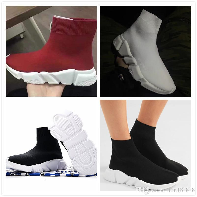 sale tumblr pictures online 2018 Speed sock high quality Speed Trainer running shoes for men and women sports shoes Speed stretch-knit Mid sneakers tyeMQO