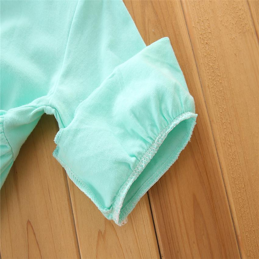 INS Baby Girls Irregular Solid Dress+Plaid Long Pants+Bow Headband Sets Toddler Printed Bubble Skirts Outfits