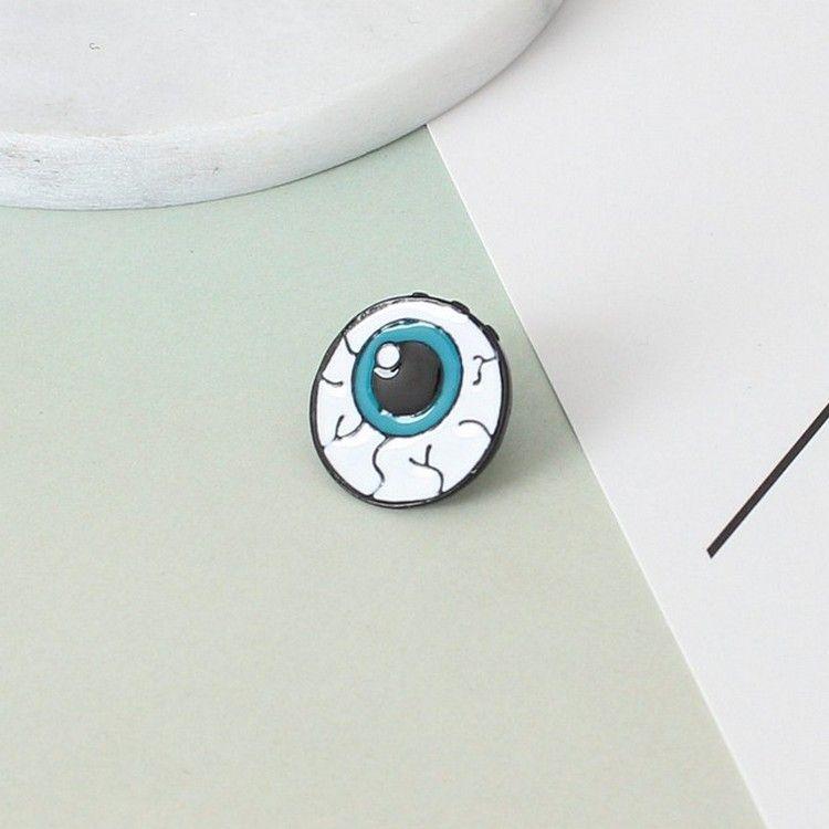 Color Drops Human organ Brooches Heart Brain Eye tooth organ Brooch Accessories Wholesale wholesale