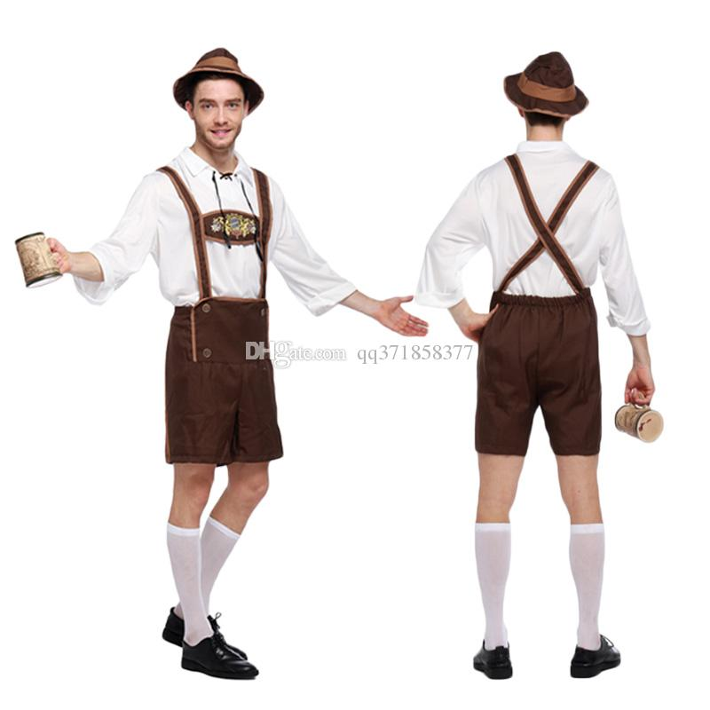 Adult Halloween Costumes For Men Hot German Beer Mascot Costume Kid Oktoberfest Beer Festival Costume Mens Carnival Halloween Costumes For 3 People Group ...  sc 1 st  DHgate.com & Adult Halloween Costumes For Men Hot German Beer Mascot Costume Kid ...
