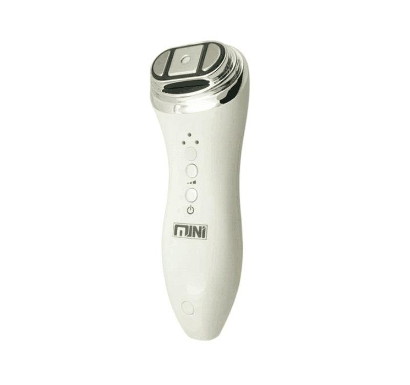 2017 home use mini hifu face lift Ultrasonic radio frequency rf facial device anti aging skin tightening