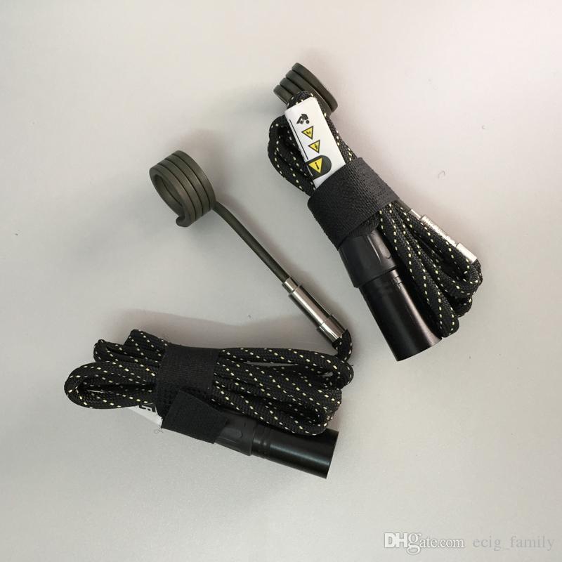 20mm 16mm Coil Heater for Enail Dnail DIY Smoker D Digital Nail Coil For Quartz Nail Titanium Nails glass oil rig bong
