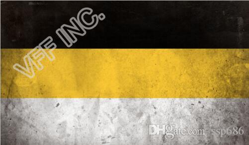 России империя Флаг Античная сделать старый национальный флаг 3ft х 5ft Полиэстер Баннер Летучий 150 * 90см Пользовательский флаг
