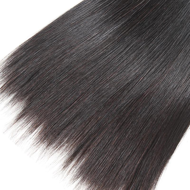 8A Straight Chinese Human Hair Weft Best Chinese Hair Weft Bundles Malaysian Silky Straight Human Hair Extensions
