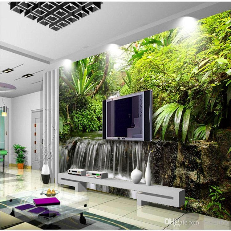 Great Wall Murals Customized 3d Wallpaper For Kids Room Water Making Money  Cartoon 3d Stereoscopic Video 3d Wallpapers Bedroom Wallpapers Hd Free  Wallpapers Hd ...