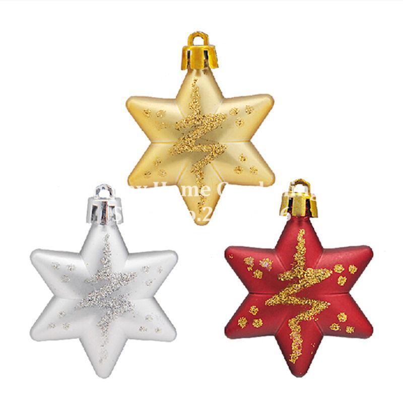 Stern Auf Weihnachtsbaum.Großhandel Großhandels Kasten Glitter Stern Weihnachtsbaum Topper