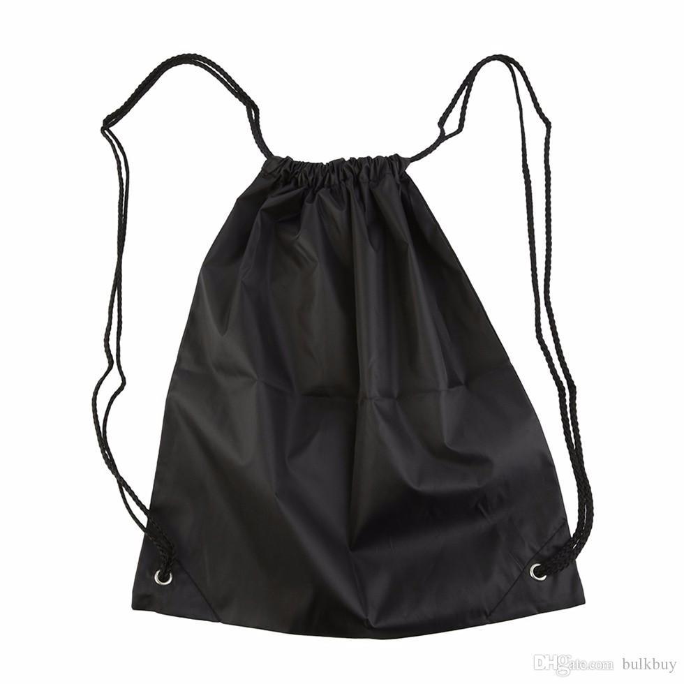 Mochila de zapato de baile de natación con lazo de deporte de la escuela Premium Mochila deportiva