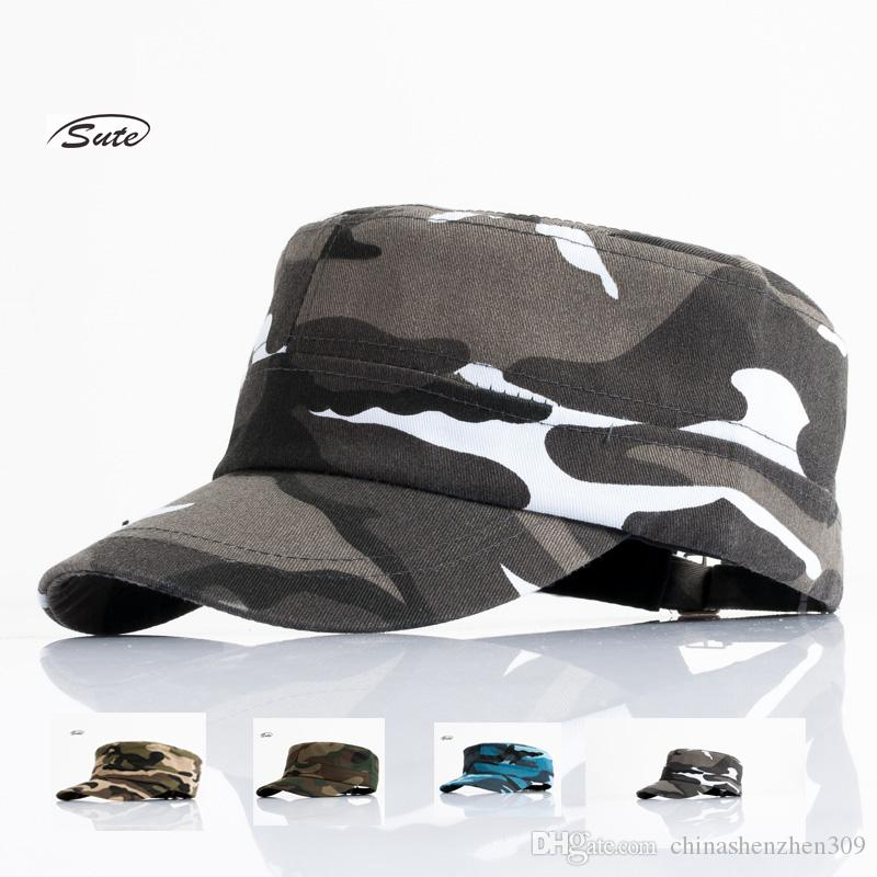 5f7a66a466e Camouflage Classic Service Army Snapback Hats Women Men Style Baseball Caps  Patrol Casquette Flat Hats Richardson Caps Customized Hats From  Chinashenzhen309 ...