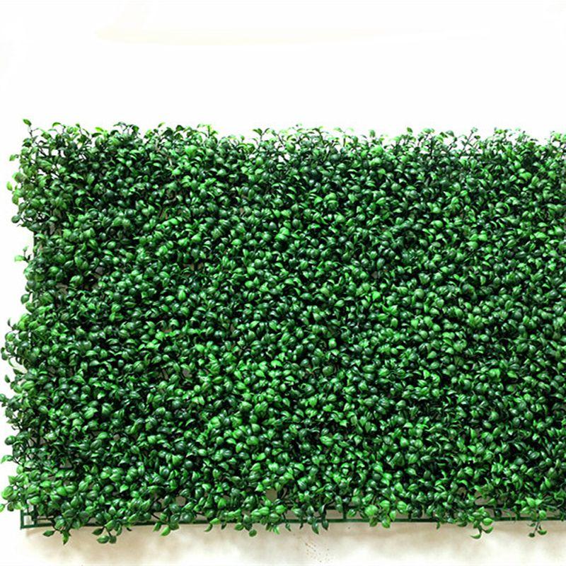 acheter 40x60cm herbe verte plantes artificielles gazon ornement de jardin pelouses en plastique mur de tapis pour mariage dcor de fte de nol livraison