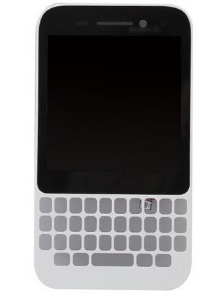 For Blackberry Q5 LCD Screen Panels Display Touch Screen Full Set Assembly Bezel Frame 100% Guarantee Free Shinpping