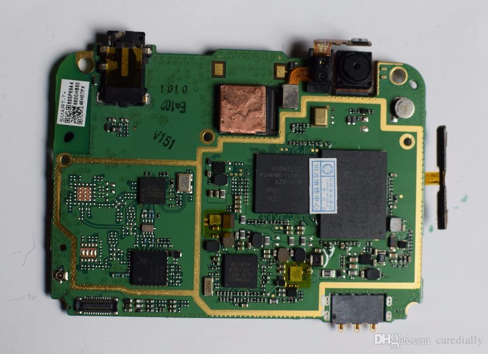 Débloqué utilisé testé carte mère carte mère carte tarif volume fpc + caméra + puissance fpc pour lenovo s8 s898t plus S898t +