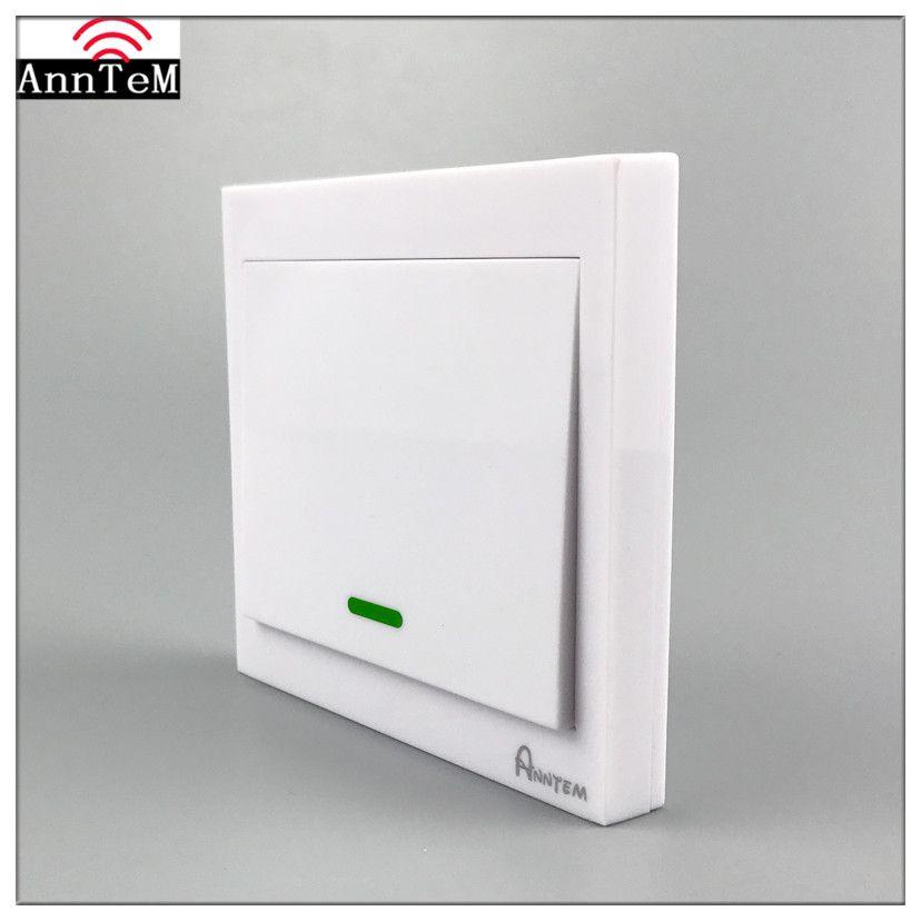 Wholesale Anntem Brand 86 Wall Panel Wireless 315mhz