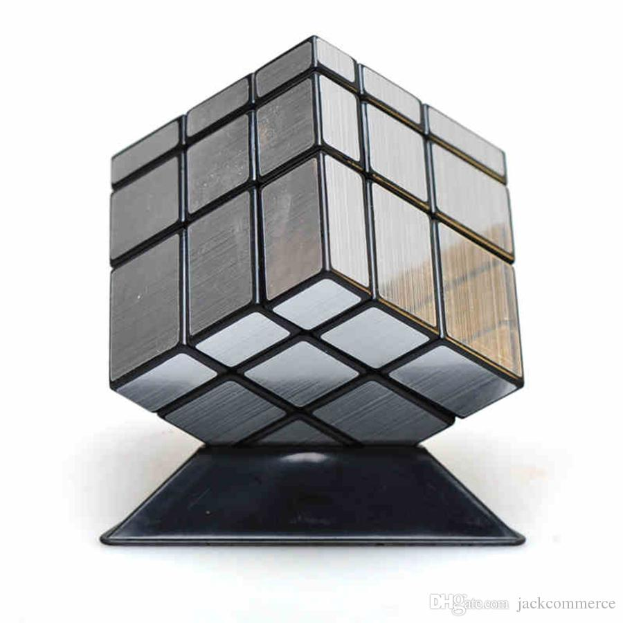 Newest Mirror Creative Puzzle Speed Cube Games Magic Square Fidget Bricks Educational Toys For Adults 60b0311 Pattern Device