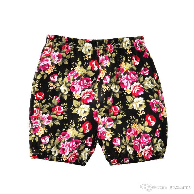 Baby Clothing Set Giallo Tassel Swing Girls Tees Estate Toddler Outfit Sleeve Girls Top Floral Short Vestiti delle ragazze