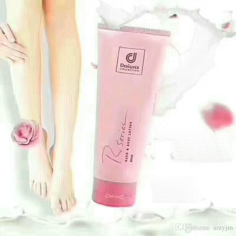 DHL Malaysia Designer Collection 200ml Romantic perfume hand body lotion Cream Popular Beauty body Products